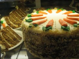 Carrot Cake by Shacchan