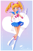 Magical Girl Sailor Moon by iLantiis