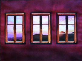 Grand Canyon Windows by Storm52