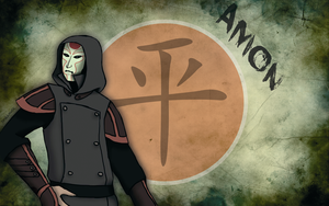 Amon HD Wallpaper V2 by PyromaniacVampire