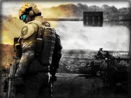 ghost recon wallpaper by Lucifer192