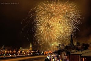 fireworks January1  2013 by Lyutik966