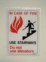 sign 01 - use stairs by n-gon-stock