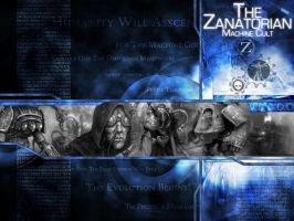 Zanatorian Wallpaper by Proiteus