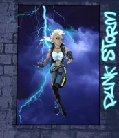 punk storm color by RAYN3R-4rt