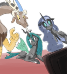This is Clop? by JaDeDJynX