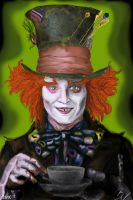 The Mad Hatter by rocksoulgirl