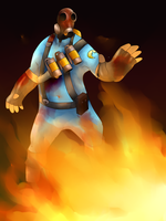 Pyro by CleverConflict
