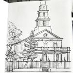 Church at 2nd Ave and 10th st,nyc by napalmzonde