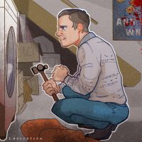 Lester nygaard by Larscatson