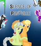 Silence of Ponyville Cover by jake-heritagu