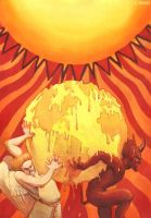 Morality of Global Warming by Rowkey