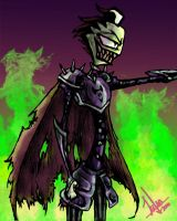 HAIL The Diabolical ZIM by Candys-Killer