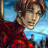Spider-man - Peter Parker 2 by famira