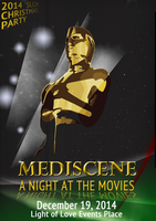 Mediscene: A Night at the Movies by MedaX6