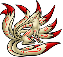 Ninetails by Myklor