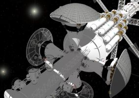 Docking Port by russcolwell