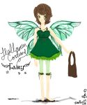 Fashion Halloween - Fairy by winterfingers