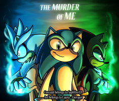 The murder of me redraw by zavraan