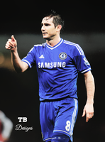 Frank Lampard by Tautvis125