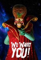 We Want You! by Figure-Gallery
