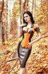 Autumn sparkle by SisterSinister
