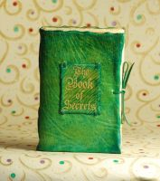 Perfect Diary by gildbookbinders
