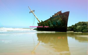 Shipwrecked by expansiondesign