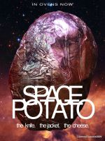 Space Potato by jamesgrassick
