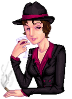Ms. Mafia by MAGICatMIDNIGHT