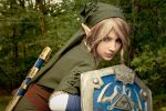 Legend of Zelda - On guard by Rei-Suzuki