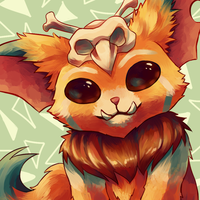 {CM} gnar the fluffy link by Fenori