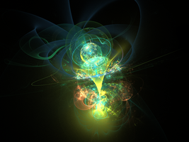 Fractal Explosion by ruaz