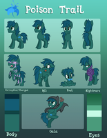 Poison Trail Reference by Poison-Trail