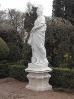 Objects - Statue - Goddess 1 by Stock-gallery