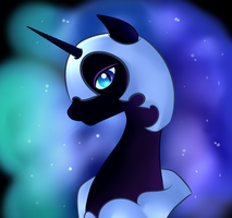 Nightmare moon by Sadistic-Lus