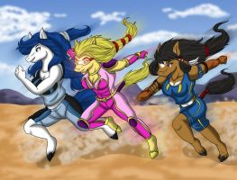 RACERS by Crysalia777