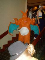 Persacon 2009 - Charizard by foreverwhiteknight