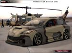 Veilside Mazda MPS by NGH-Designs
