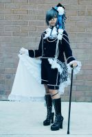 Ciel Phantomhive Cosplay 2 by Taymeho