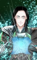 God of Mischief by Annlys
