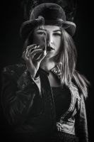 A. - Film Noir by XaviBeauty