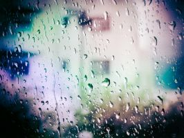 Raindrops by tariqui