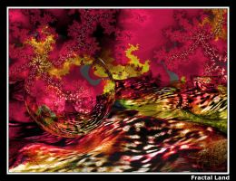 Fractal Land by can16358p