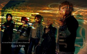 Alice Nine - Resonate by kinokokoro