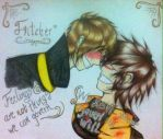 Flitcher Contest Entry #1 by XeniaStar