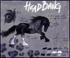 HeadBang-Reference Sheet by QueenOfGoldfishes