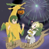 A Late Halloween Picture by Nowiismywife