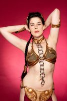Leia's Bikini by miss-kitty-j