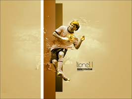 L.messi by ZackScream
